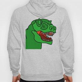 Green T-Rex Hoody