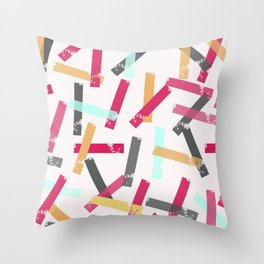 KISOMNA #3 Throw Pillow