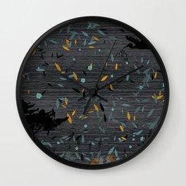Wet Lands Preserve  Wall Clock