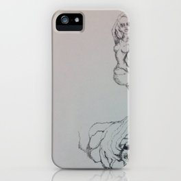 Woman of Change iPhone Case