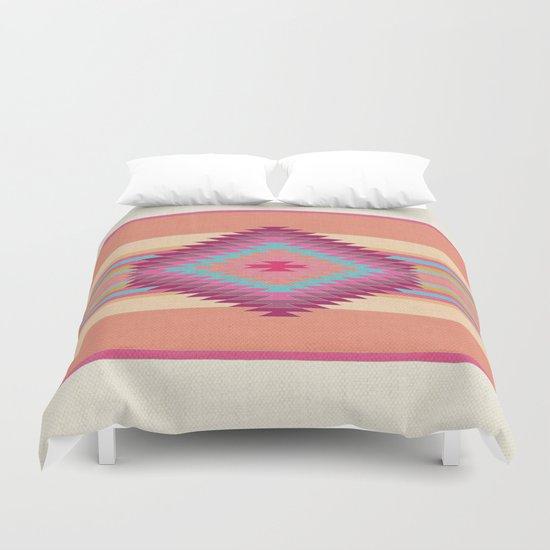 FIESTA (pink) Duvet Cover
