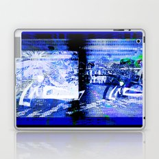 Night Light, Gotland Laptop & iPad Skin