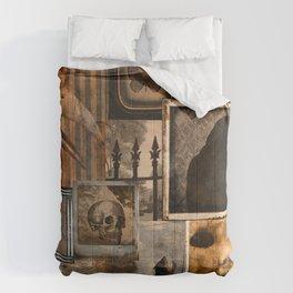 Gothic Menagerie Comforters