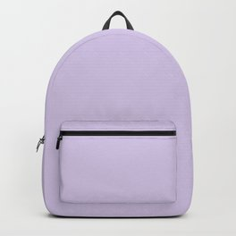 Light purple Backpack