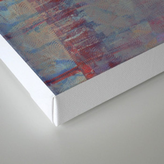 tell me (the hurting) Canvas Print