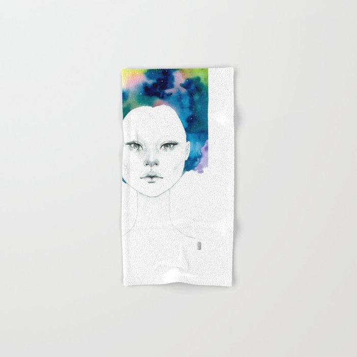 Nebulosa Hand & Bath Towel