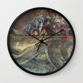 Elle Undra Wall Clock