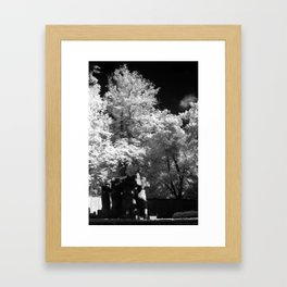 War Memorial Framed Art Print