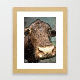 Red Meat Framed Art Print