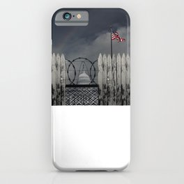 People's House 2021 iPhone Case