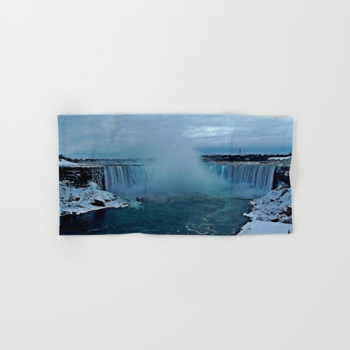 Niagara Falls Hand & Bath Towel
