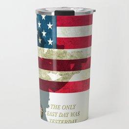 United States Navy Seals Travel Mug
