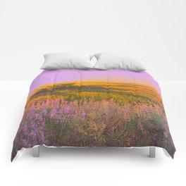 Purple Chill Comforters