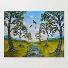 Gratifly Canvas Print