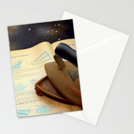 Gone To Press Stationery Cards