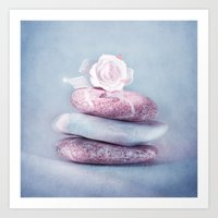 kpop Art Prints featuring BALANCE by VIAINA