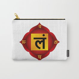 Muladhara Chakra Carry-All Pouch
