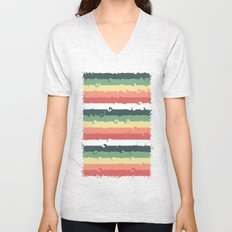 Candy Roll Unisex V-Neck