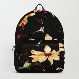 Floral Night II Backpack