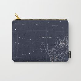 Starscream Star Chart Carry-All Pouch