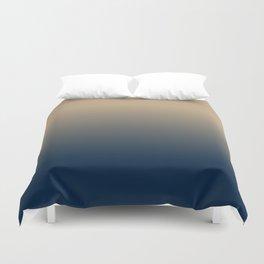Midnight Sonata in Blue Duvet Cover