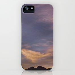 Cabo de gata iPhone Case