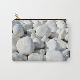White stones Tasche