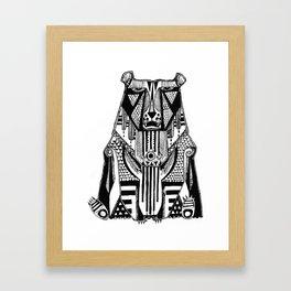 karhu Framed Art Print