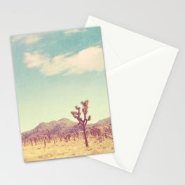 Joshua Tree photograph, desert print, No. 189 Stationery Cards