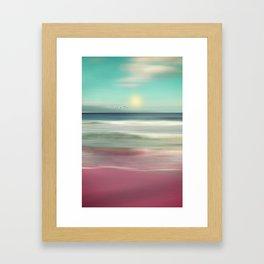 OCEAN DREAM IV-B Framed Art Print