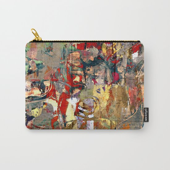 Troubled Mind  II Carry-All Pouch