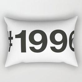 1996 Rectangular Pillow