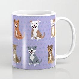 American PIT BULL TERRIERS Coffee Mug