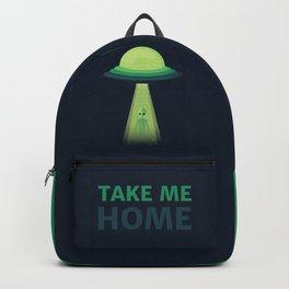 Take Me Home Backpack