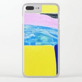 우리-Earth: home for all #2 Clear iPhone Case