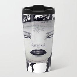 Medusa's Curse Travel Mug