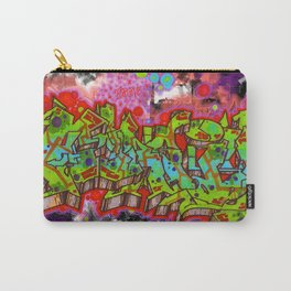 forgive graffiti Carry-All Pouch