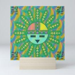 Kachina Weave Mini Art Print