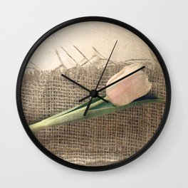 THE SIMPLE THINGS #1 Wall Clock