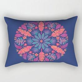Technicolour Tropical Sun Rectangular Pillow