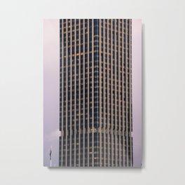 Quay Tower Metal Print