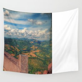 Assisi, Italia Wall Tapestry
