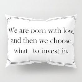 Love quote Fleabag  Pillow Sham