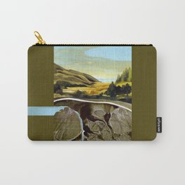 Down To The Sea Carry-All Pouch