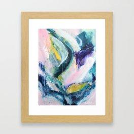 The Sweetest Surprise Framed Art Print