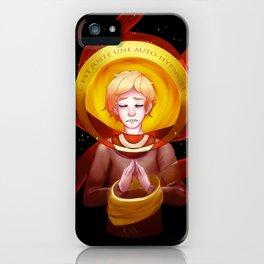Autohypnosis iPhone Case