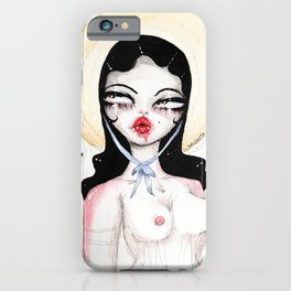 The Barones iPhone Case