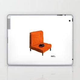 Favorite Chair Laptop & iPad Skin