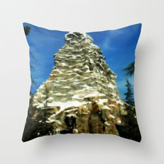 Matterhorn II Throw Pillow