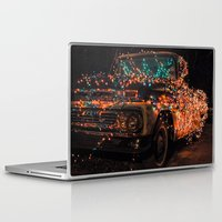 nashville Laptop & iPad Skins featuring Nashville by Nevena Kozekova